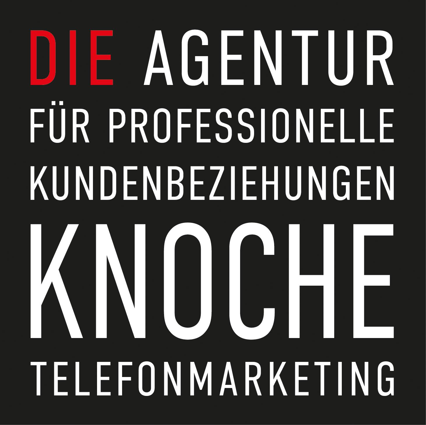 Die Agentur für professionelle Kundenbeziehungen